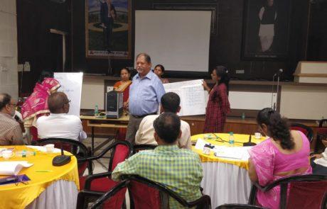 Feedback by Samir Ghosh on Group Presentation Aurangabad Mar 2019