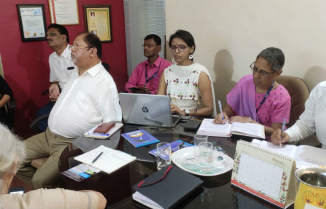 Finalizing the PCMC-ECCD centre objectives Sep 2019