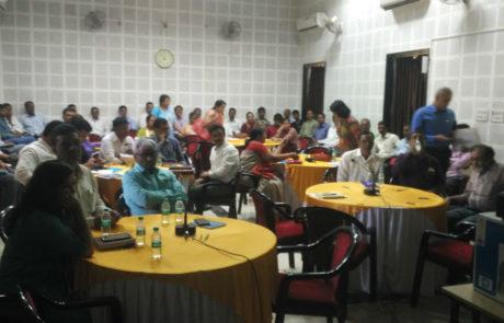 Group Exercise Aurangabad Mar 2019
