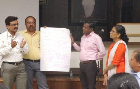 Presentation by Sanitation & Barrier Free Environment Group Aurangabad Mar 2019