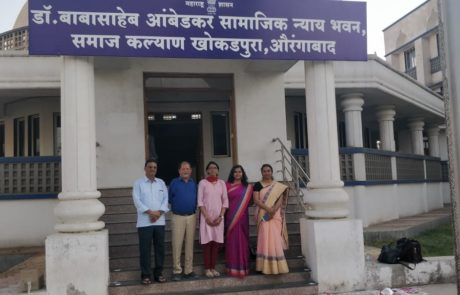 Resource Persons at Aurangabad Mar 2019