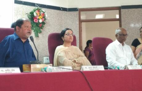 Samir Ghosh with CEO Aurangabad Mar 2019
